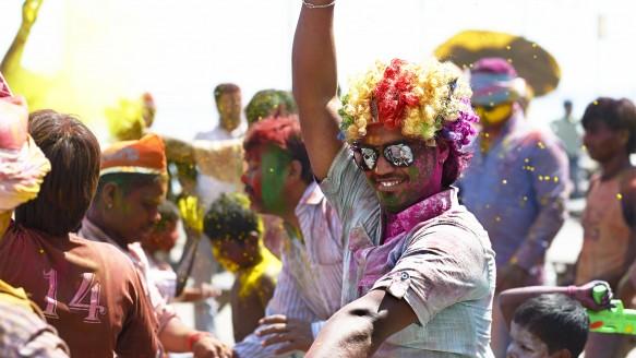 Days of Holi – India
